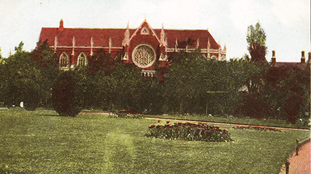 Cathedral 1909