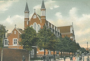 Cathedral 1960